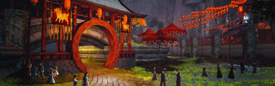 Guild Wars 2: annunciato il Lunar Festival e la nuova Season PvP