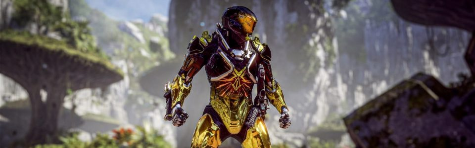 Anthem: disponibile l'update 1.70, rimossi gli addobbi natalizi