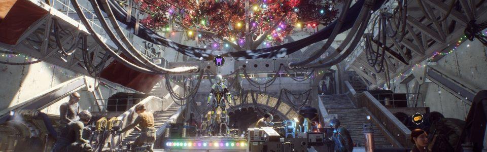 Anthem sempre più abbandonato, gli addobbi natalizi sono ancora in-game