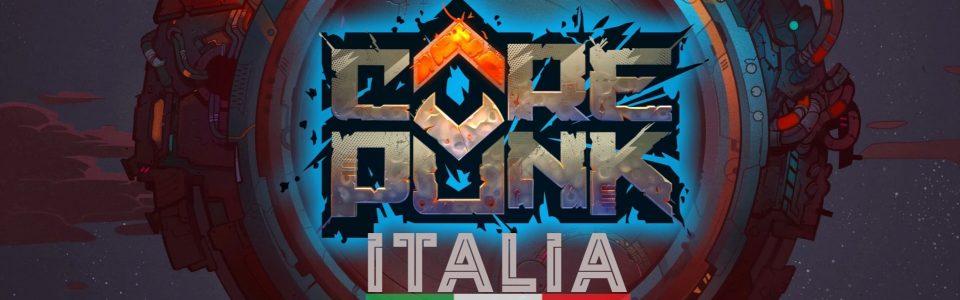 Aperto il gruppo Facebook italiano di Corepunk