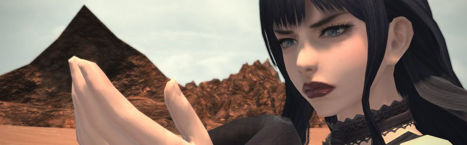 Final Fantasy XIV: in arrivo la patch 5.2, Echoes of a Fallen Star