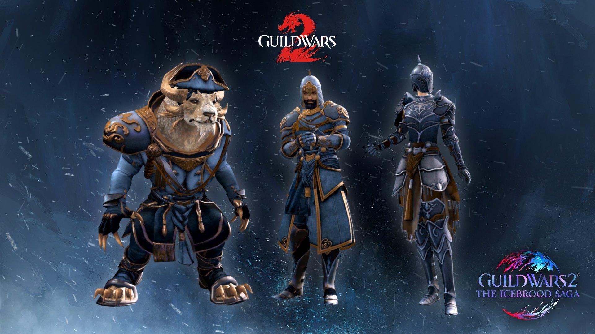 Guild Wars 2 Modalità Competitive PvP