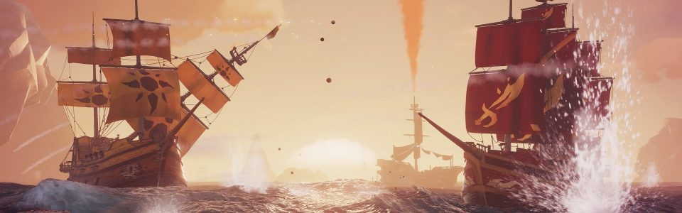 Sea of Thieves: annunciato Crews of Rage, nuovo update in arrivo la prossima settimana