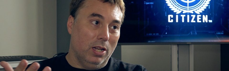 Star Citizen Chris Roberts crytek