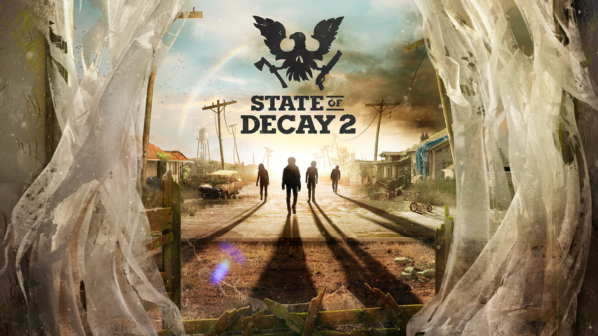 Guild Wars 2 state of decay 2