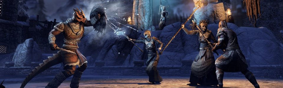 The Elder Scrolls Online: Harrowstorm e Update 25 live su PC, nuovo client