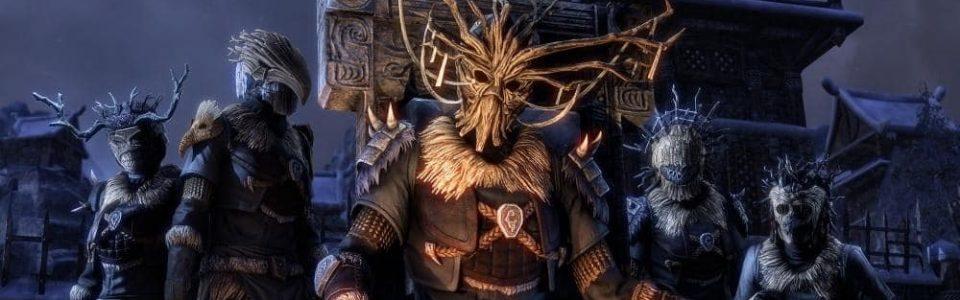 The Elder Scrolls Online Harrowstorm: svelate le date di lancio PC e console