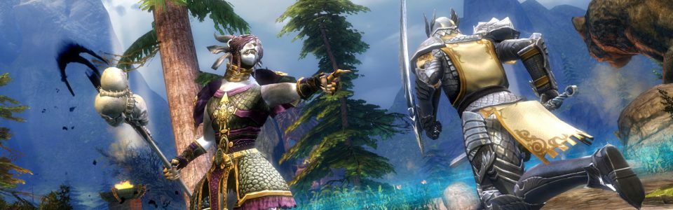 Guild Wars 2: è ora live la balance patch Call to Glory
