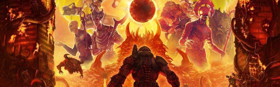 Doom Eternal recensione doom recensione