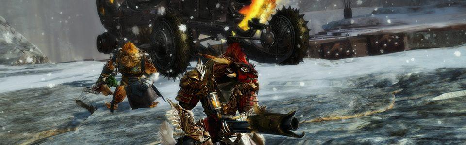 Guild Wars 2: nuovi dettagli su Visions of the Past – Steel and Fire