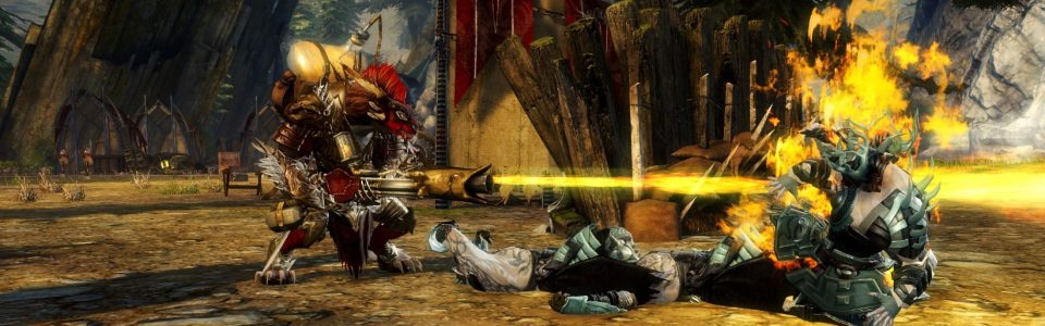 Guild Wars 2: Chloë Mills parla del concept di Visions of the Past – Steel and Fire