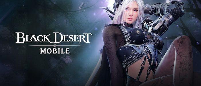 Black Desert Mobile: in arrivo la Dark Knight e un nuovo update