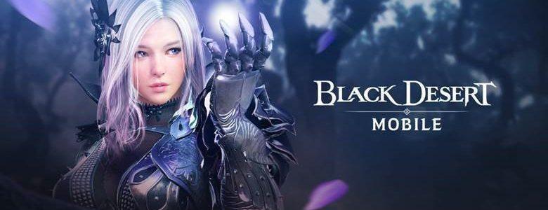 Black Desert Mobile: la Dark Knight è ora disponibile