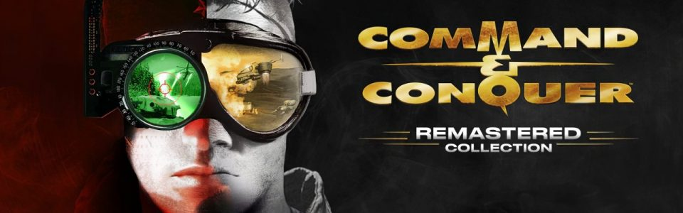 Command & Conquer Remastered Collection è ora disponibile su PC