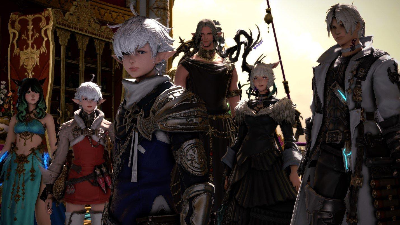 Final Fantasy XIV MMORPG più giocati Final Fantasy 14 MMO più giocati