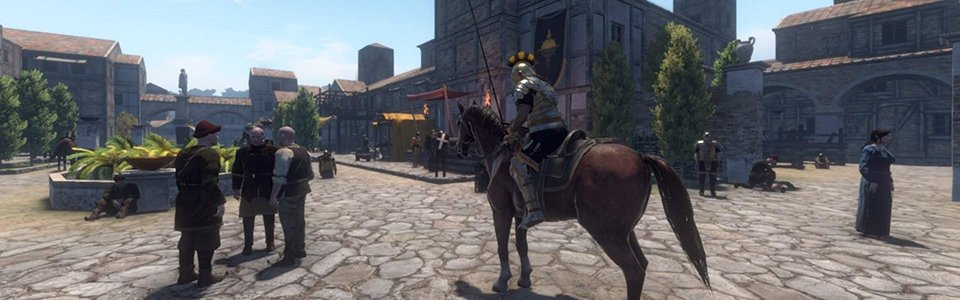 Gloria Victis: il nuovo update introduce le mount