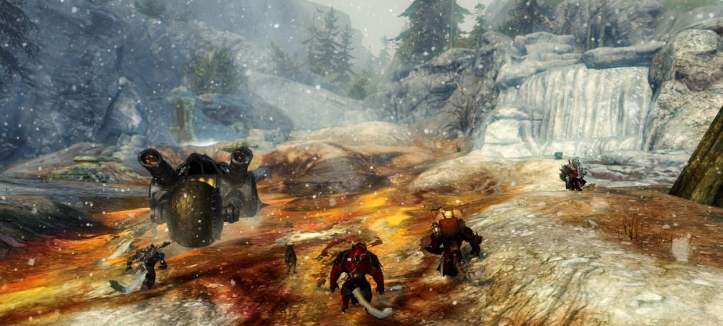 Guild Wars 2: provato in esclusiva Visions of the Past – Steel and Fire