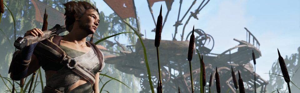 Last Oasis uscirà in Early Access su Steam il 26 marzo, nuovo trailer
