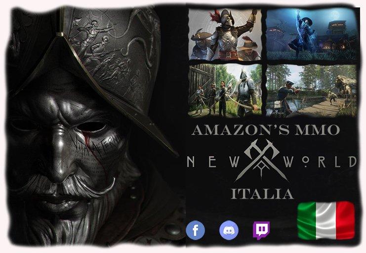 New World Italia mmo.it partnership mmoit partnership new world italia