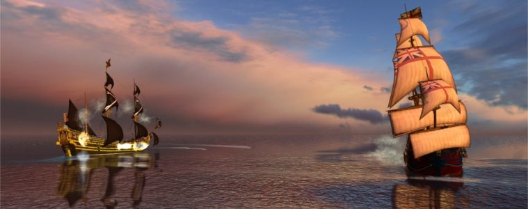 Retro Unboxing con Nolvadex – Pirates of the Burning Sea
