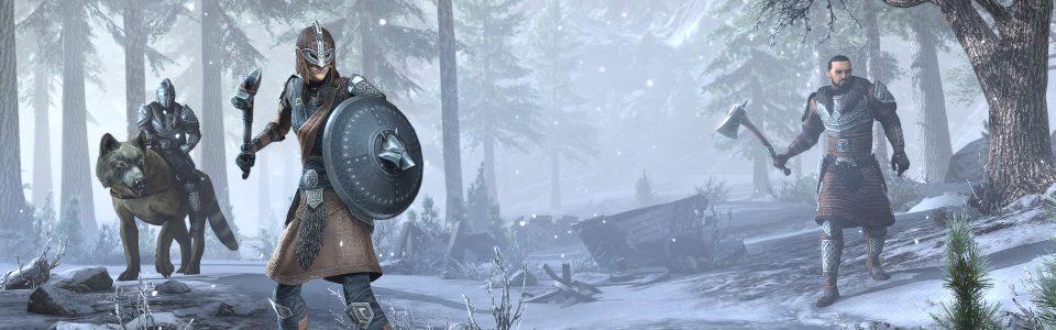 The Elder Scrolls Online: Greymoor è live su PS4 e Xbox One, nuovo trailer