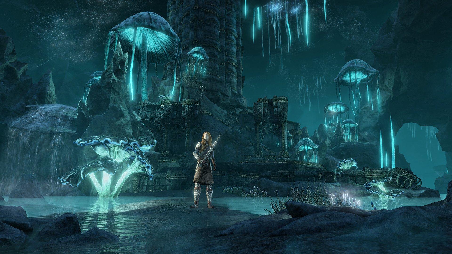 The Elder Scrolls Online Greymoor ESO Greymoor
