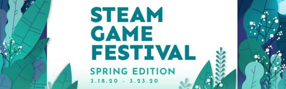 Steam Game Festival: Spring Edition, oltre 40 demo gratis per nuovi giochi PC