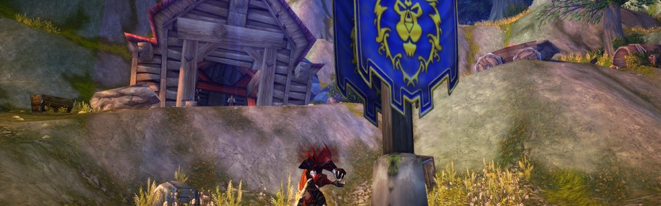 World of Warcraft Classic: live il battleground Arathi Basin