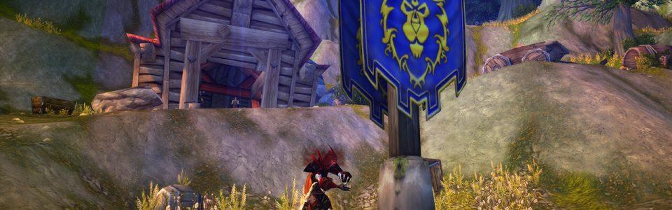 World of Warcraft Classic: live il battleground Arathi Basin