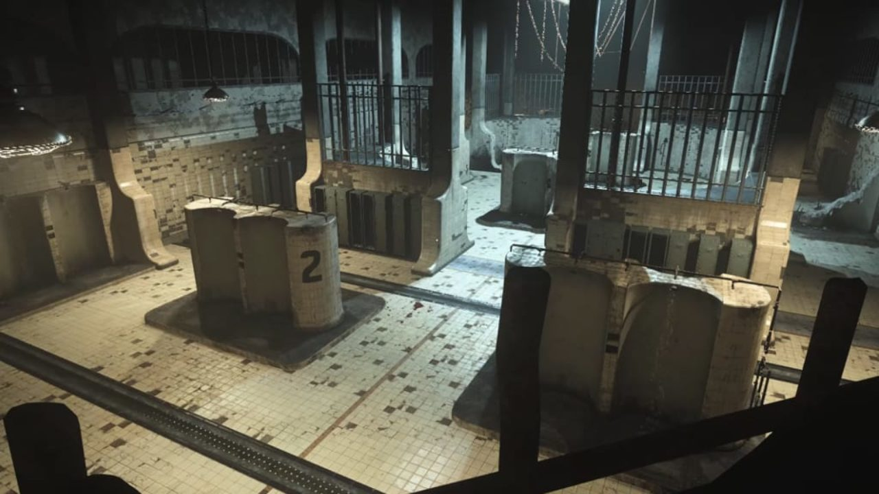 Call of Duty: Warzone gulag Call of Duty Warzone gulag