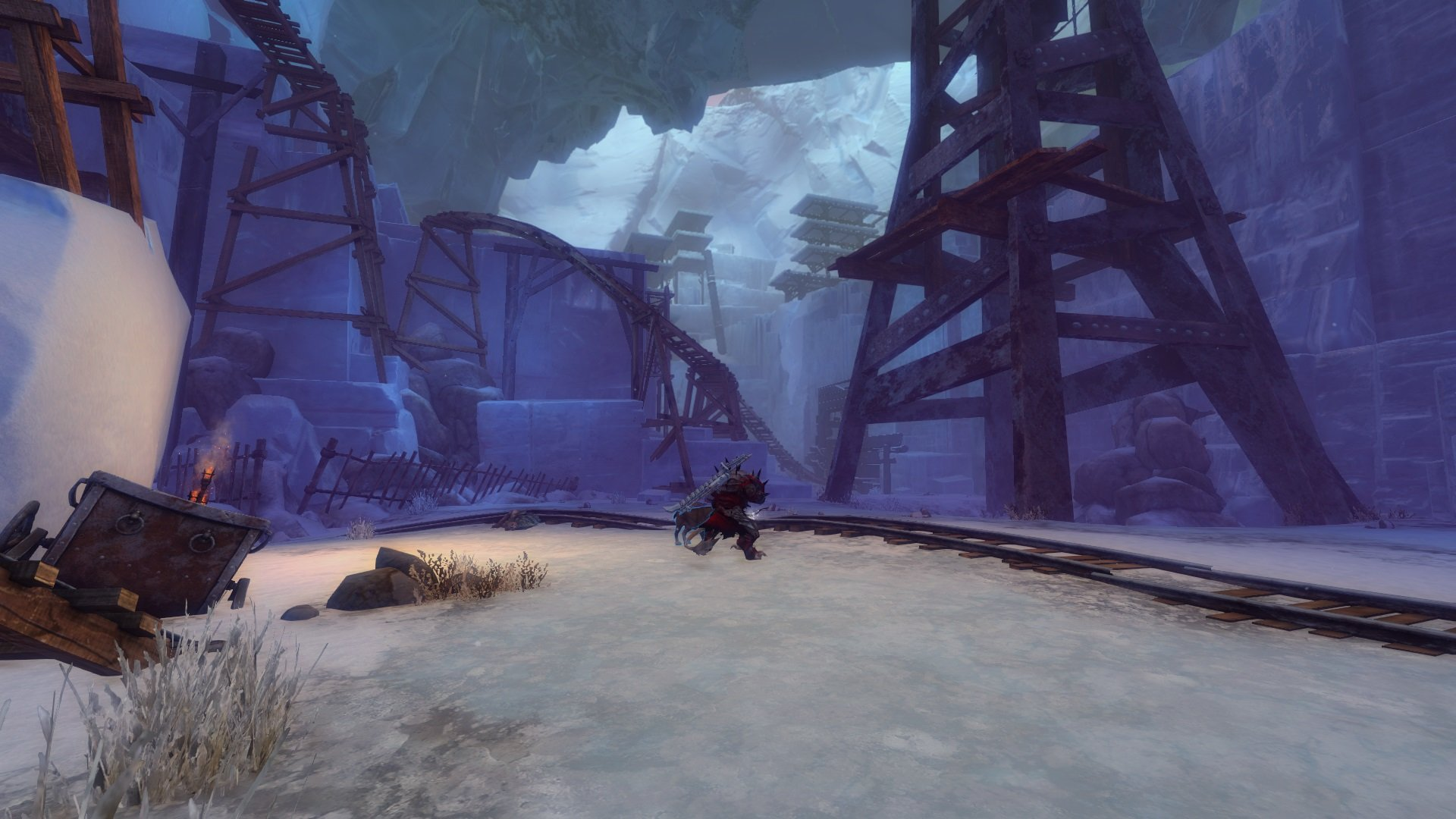 Guild Wars 2 Visions of the Past Steel and Fire GW2