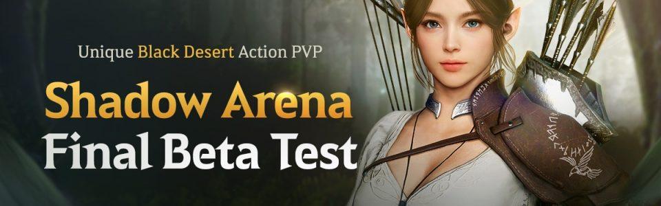 Giveaway closed beta di Shadow Arena – 1000 codici in regalo!