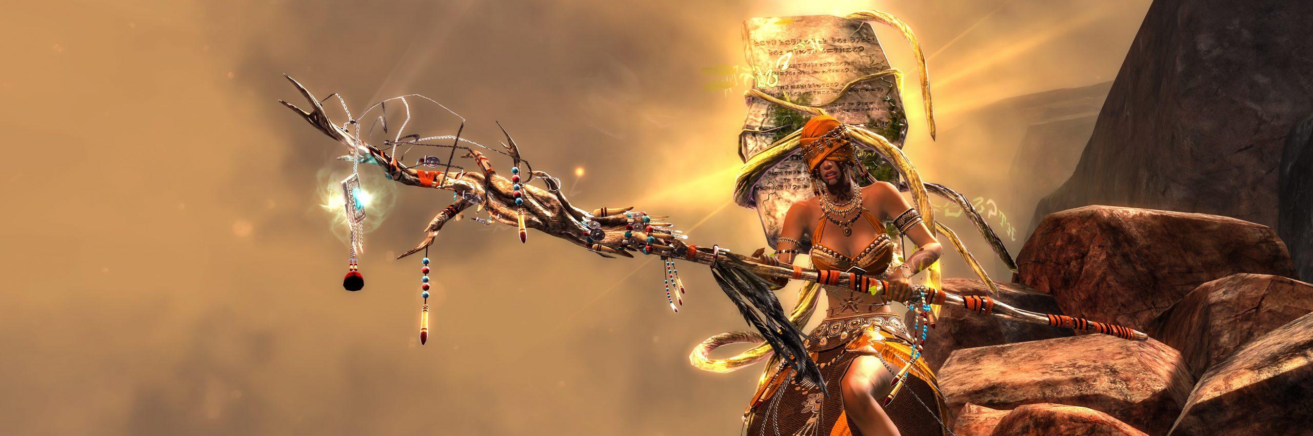 Guild Wars 2 Cantha ritualista