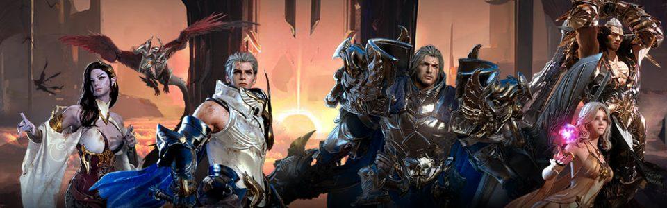 Aion: Legions of War, l'MMO mobile di NCsoft, chiuderà a giugno