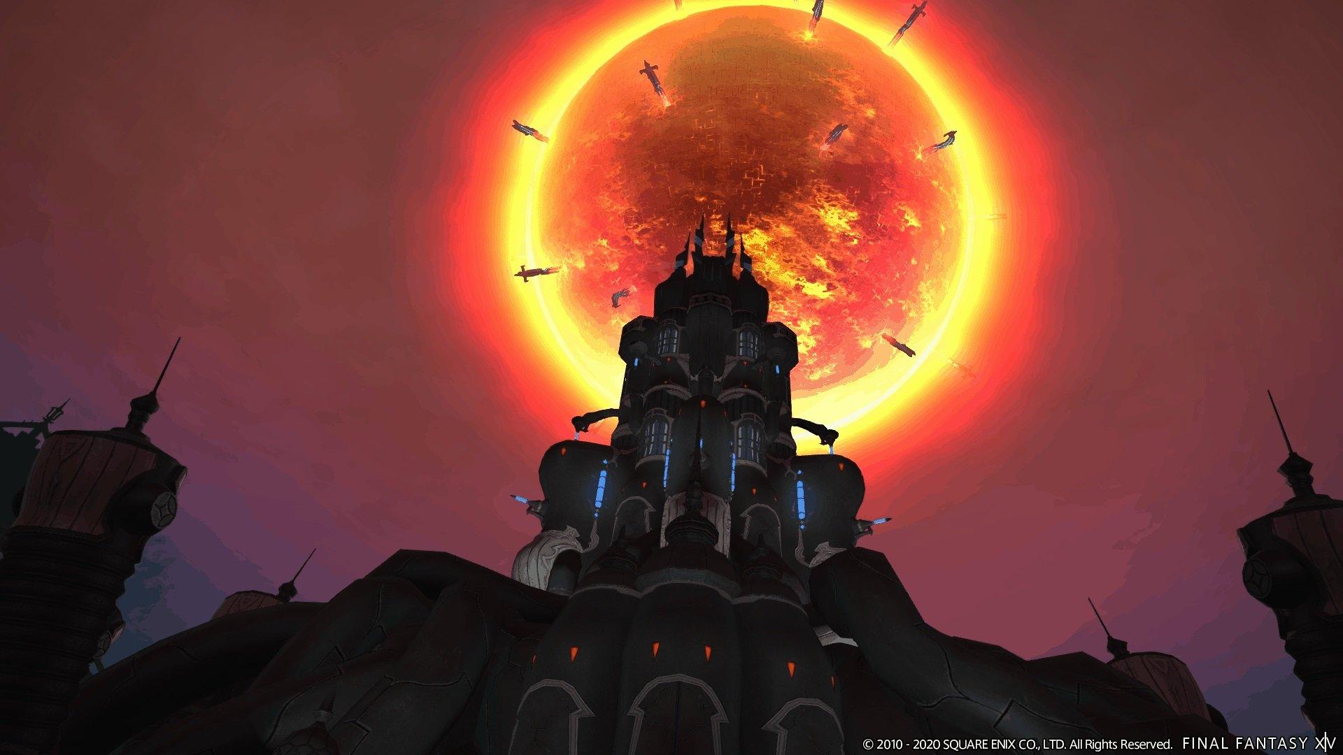 Final Fantasy XIV patch 5.25 Final Fantasy 14 patch 5.25