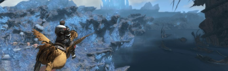 Final Fantasy XIV: annunciata la data di lancio della Patch 5.3, Reflections in Crystal