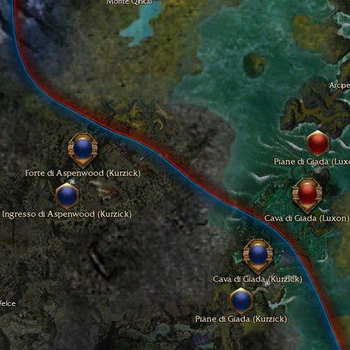 factions guerra gilde Cantha PVP