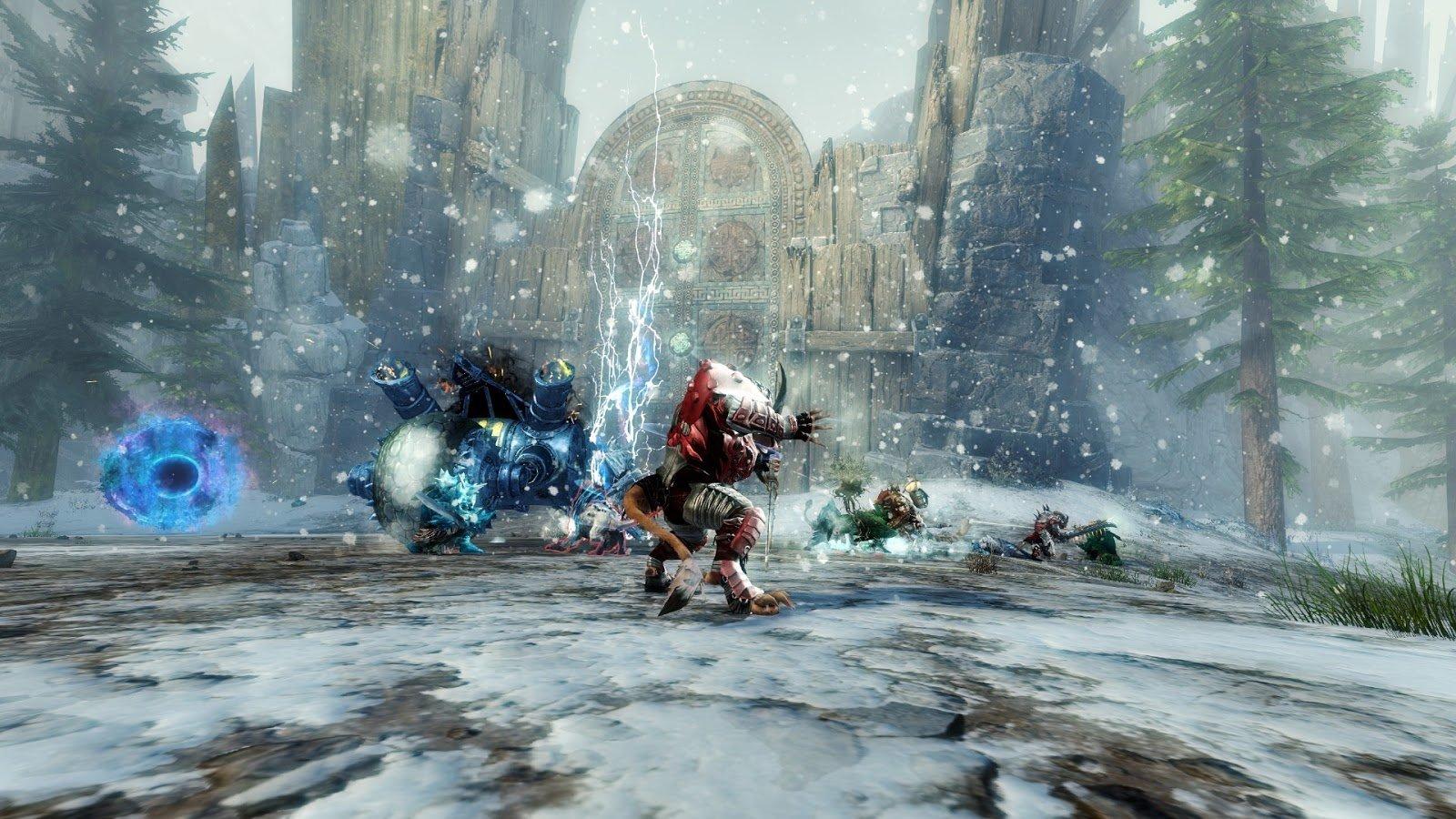Guild Wars 2 strike mission cantha 2