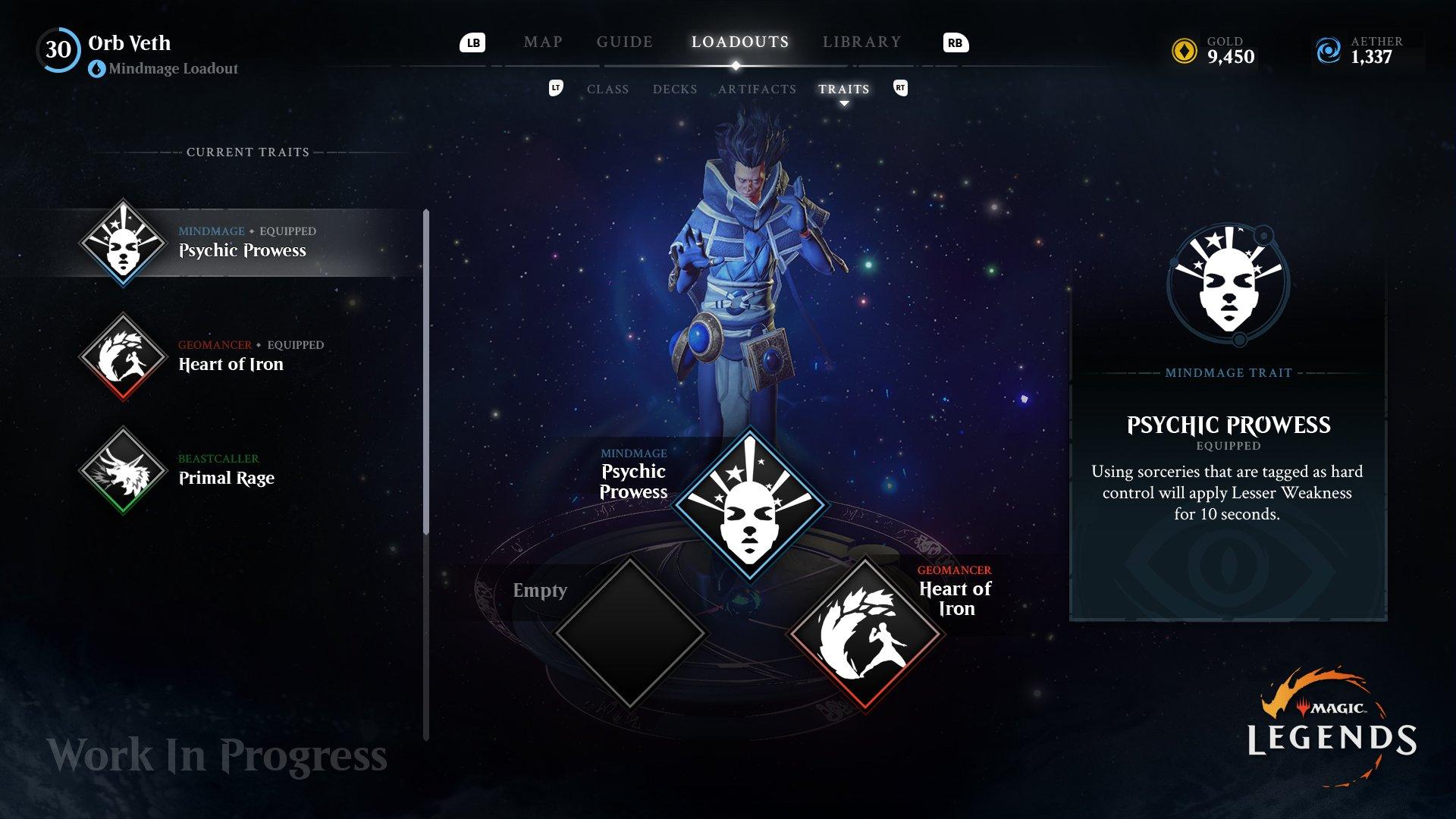 Magic Legends progressione personaggio 2 Magic: Legends