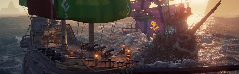 Sea of Thieves steam crossplay