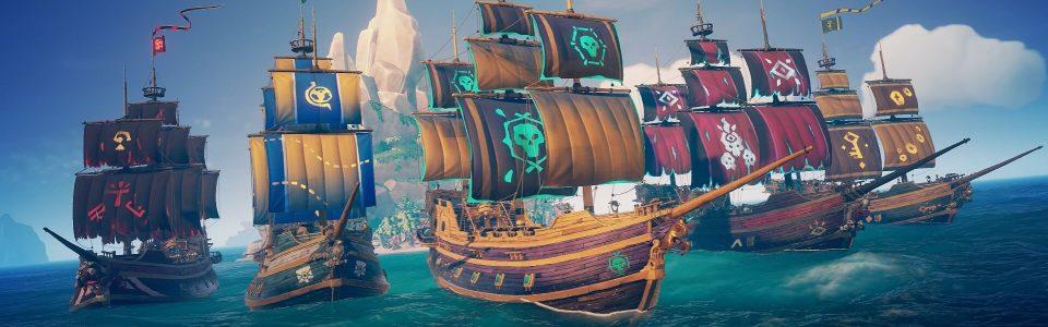 Sea of Thieves: live la nuova espansione Ships of Fortune, ecco i gatti