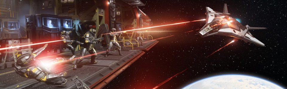 Star Citizen: disponibile l'Alpha 3.9, Locked Up and Loaded