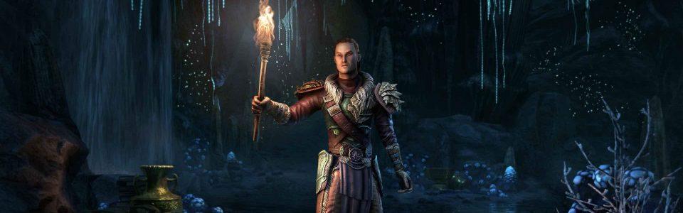 The Elder Scrolls Online Greymoor: data di lancio confermata, un video mostra il Sistema di Antichità