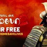 Total War: Shogun 2 è ora in regalo su Steam