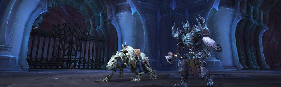 World of Warcraft Shadowlands: i progressi di Torgast diventano validi per tutto l'account