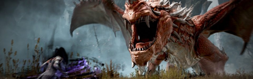 Black Desert Online: nuova patch e boss, Garmoth The Last Dragon