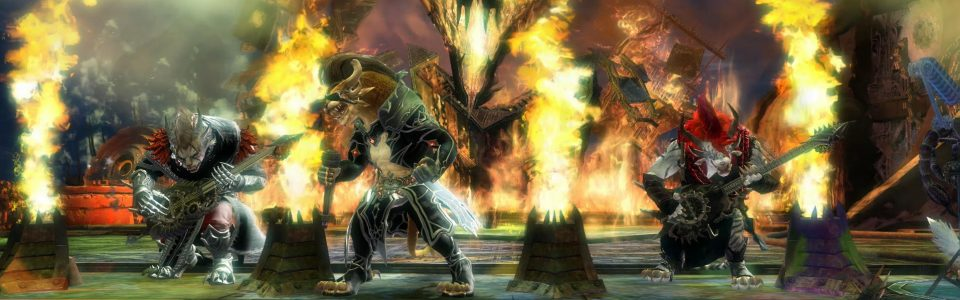 Guild Wars 2: Path of Fire scontato del 50%, comprende Heart of Thorns e l'Icebrood Saga