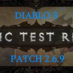 Diablo 3: annunciata la patch 2.6.9, le considerazioni di An00bis – Speciale