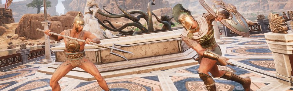 Conan Exiles: live il DLC Architect of Argos e l'update Followers 2