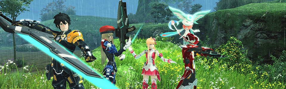 Phantasy Star Online 2 è ora disponibile anche su PC